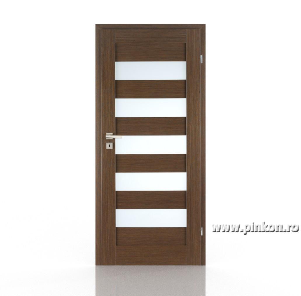 Interior doors modern pinkon for Usi interior